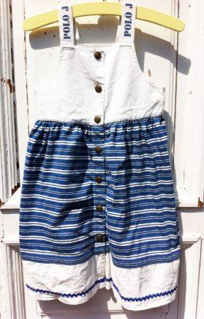 110/116-os POLO Jeans ruha