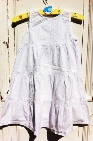 110-es Topolino , hímzett ruha