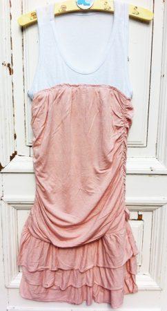 158/164-es Peach ruha