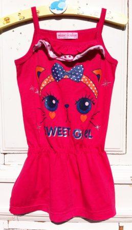 4 évesre Moda Junior ruha, cicás