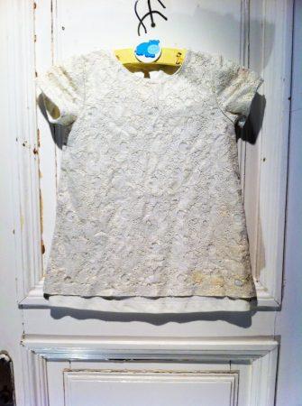 86-os H&M csipke ruha