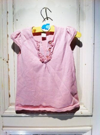 80-as H&M kötött ruha