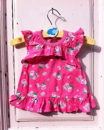 3-6 hó Baby time ruha, pamut