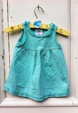 74-es Topo Mini, pamut ruha