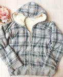 140-es H&M vastagon bélelt melegítő felső/kabát