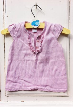 68-as H&M kötött ruha/tunika