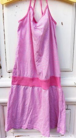 134/140-es H&M pamut ruha