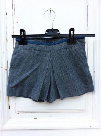 5/6 évesre ZARA Girl rövid nadrág (harisnya fölé)