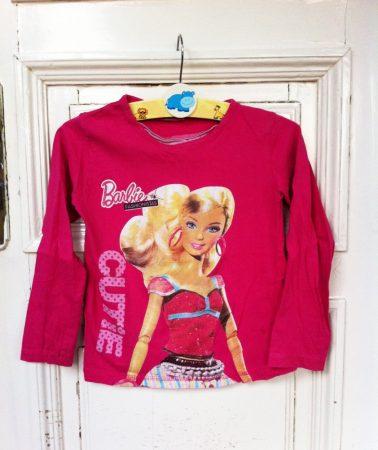 116/122-es Barbie felső