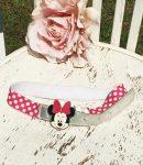Minnie Mouse rugalmas öv