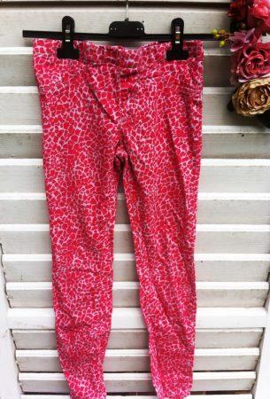 134-es Red leggings, mintás
