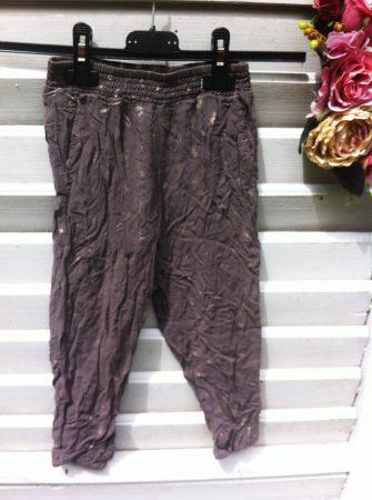 104-es H&M nadrág, vékony anyagú