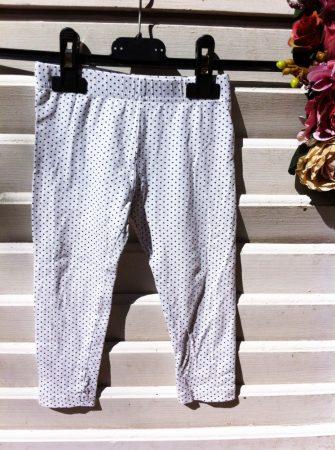86/92-es Impidimpi pöttyös leggings