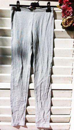 158/164-es TCM leggings, szürke