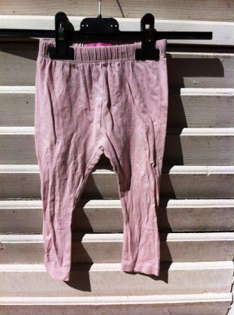 80-as YD leggings, rózsaszín