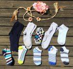 30-33 méretű fiú zokni, vegyes fazon és minta
