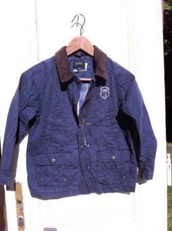 128/134-es ESPRIT átmeneti kabát