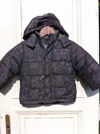 92-es SQUAD vastag, pufi  téli kabát