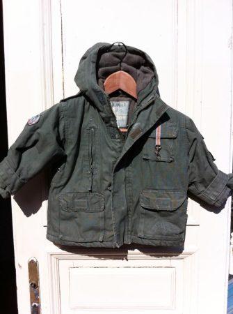 92-es Ranger , polár béléses téli kabát