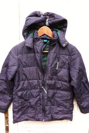 128-as Boef téli kabát