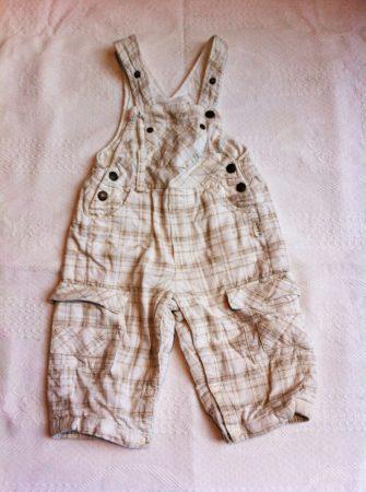 74-es KANZ, bélelt kantáros nadrág