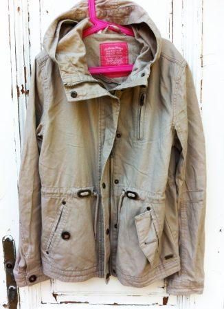 164-es C&A átmeneti kabát