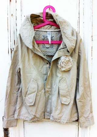 128-as Zara átmeneti kabát