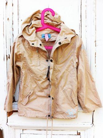 4 évesre River Woods átmeneti kabát