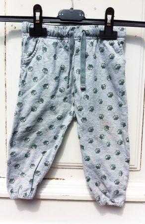 86-os Hema szabadidő nadrág, mintás