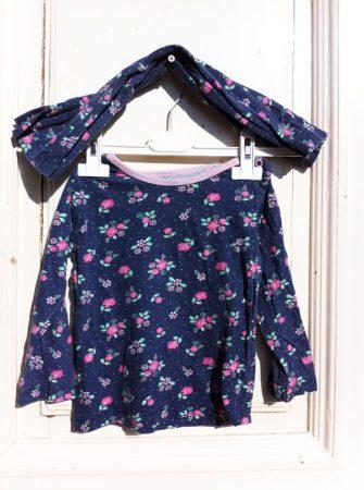 86/92-es Hema pizsama