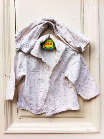 86-os szívecskés pizsama