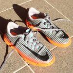 32-es Nike Mercurial X hernyótalpas focicipő