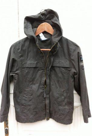 134/140-es Decathlon átmeneti kabát