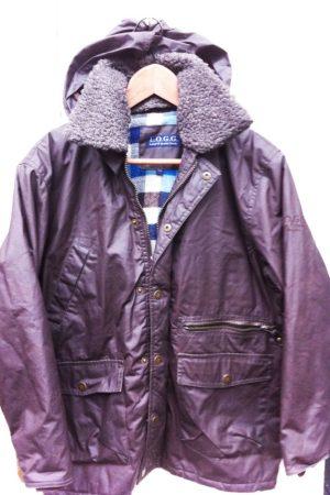 158-as H&M vastag, bélelt téli kabát