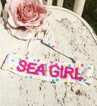 2 éves kislányra való Sea Girl bikinifelső