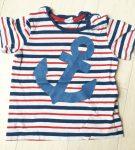 80-as H&M csíkos tengerész póló