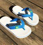 Hot Sand Brazil lábujjközös gumipapucs