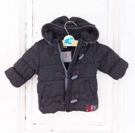 3 hó, 60-as Obaibi bunda béléses vastag, téli kabát