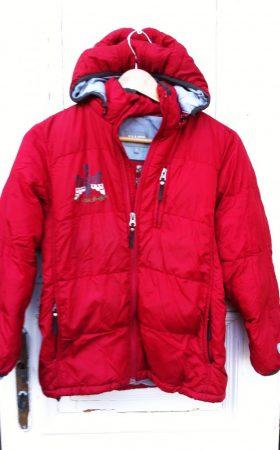 134/140-es WE téli, bélelt kabát