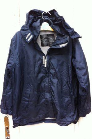 134/146-os B&C ,polár béléses , vízhatlan kabát