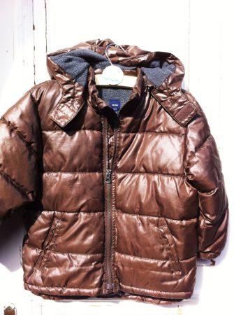 110/116-os GAP , vastag téli kabát