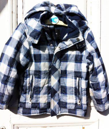 110-es WE , polár béléses, vízhatlan kabát