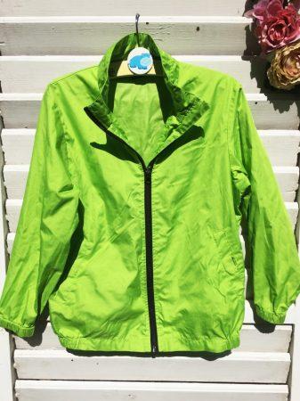 122/128-as H&M szél és eső kabát