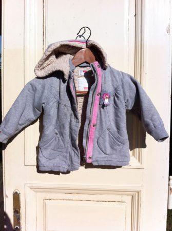 86-os NAME IT bundás téli kabát