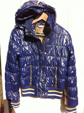 158/164-es COOLCAT GIRLS vastag, pufi, téli kabát