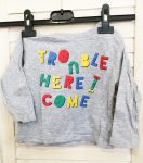 86-os Trouble felső