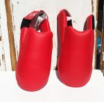 Decathlon Creation karate lábfejvédő M-es méret, újszerű