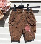80-as Bolloby barna kordbársony nadrág