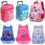 Iskola táskák, torna zsákok, táskák